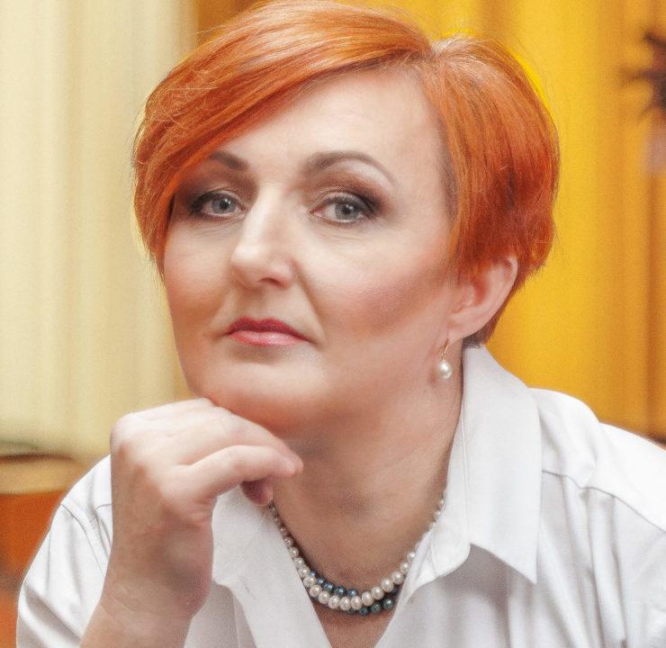 Lek. dent. Aleksandra Samborska